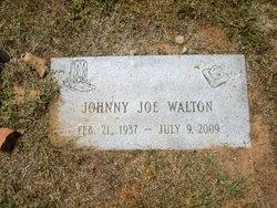 Johnny Joe Walton