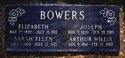 Elizabeth <i>Brown</i> Bowers