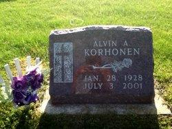 Alvin A Korhonen