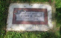 Esther Helen <i>Anliker</i> Enyart