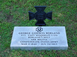 Pvt George Godwin Borland