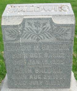 Edward M Baldwin