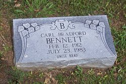 Carl Bradford Bennett