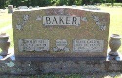 Dorothy <i>Neel</i> Baker