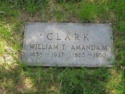 Amanda Melvina <i>Whiteley</i> Clark
