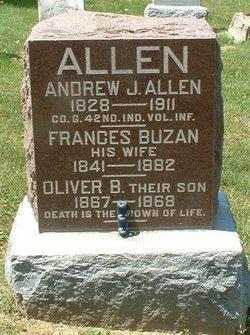 Frances <i>Buzan</i> Allen