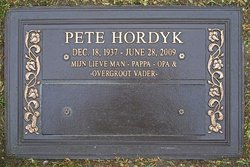 Pete Hordyk