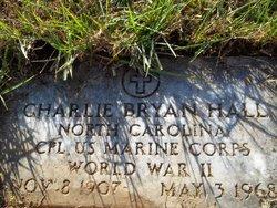 Charlie Bryan Hall