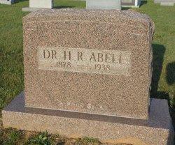 Dr Hugh Robert Abell