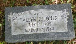 Evelyn C <i>Ranck</i> Jones