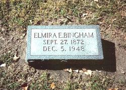 Elmira Elizabeth <i>Danley</i> Bingham