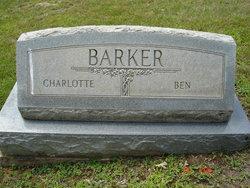 Charlotte <i>Heater</i> Barker