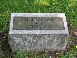 Jennie <i>Winterbottom</i> Flemming