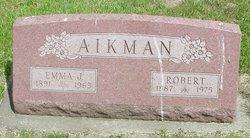 Emma J. <i>Jackson</i> Aikman