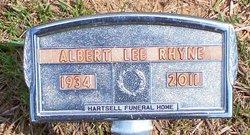 Albert Lee Rhyne