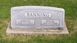 Adielia <i>Fortner</i> Banning