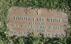 Timothy Lee White