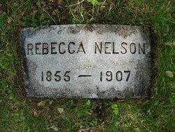 Rebecca <i>Stirrup</i> Nelson