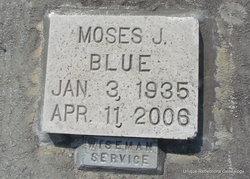 Moses James Blue