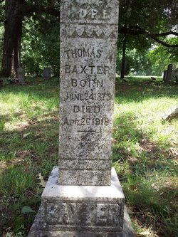 Thomas Alvin Baxter