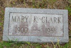 Mary Katherine <i>Hoyer</i> Clark