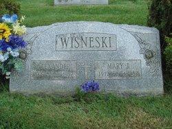 Mary Jane <i>Stewart</i> Connell Wisneski