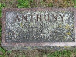Annie <i>Nevins</i> Anthony