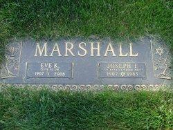 Joseph Fredrick Marshall