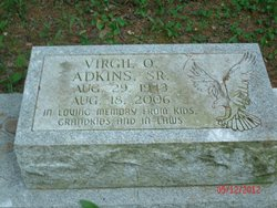 Virgil O Adkins