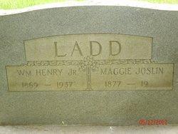 Maggie <i>Joslin</i> Ladd