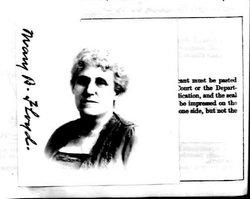 Mary Belle <i>Richardson</i> Floyd