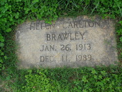 Helen <i>Carlton</i> Brawley