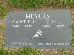 Raymond Eilert Meyers, Jr