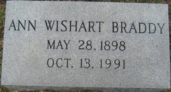 Ann Wishart Braddy