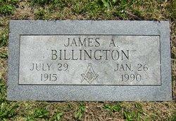 James Allen Jim Billington