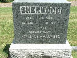 John Buchanan Sherwood