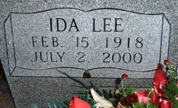 Ida Lee <i>Neasbitt</i> Bearden