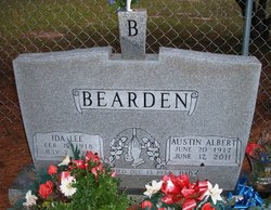 Ida Lee <i>Neasbitt</i> Bearden