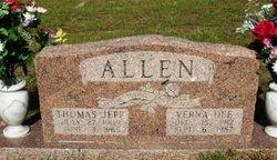 Thomas Jeff Allen