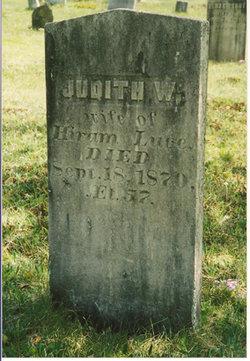 Judith W. <i>Furbush</i> Luce
