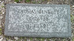 Thomas Bennett