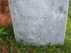 Capt James Brown