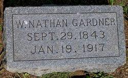 W Nathan Gardner