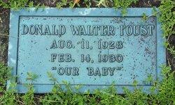 Donald Walter Foust
