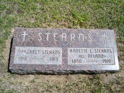 Annette L. <i>Delano</i> Stearns
