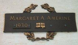 Margaret A Amerine