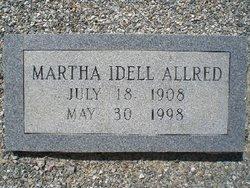 Martha Idell <i>O'Neal</i> Allred