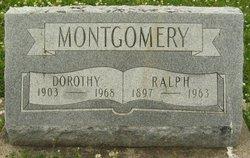 Dorothy Elizabeth <i>Owens</i> Montgomery