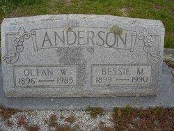 Olfan Wilson Anderson