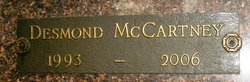 Desmond McCartney
